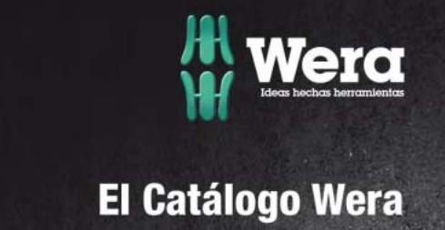 catalogo wera